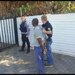 CPS Security Apprehends Suspect