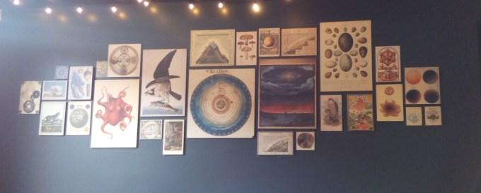 Wayfinder Beer wall pictures