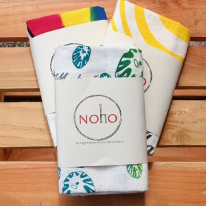 Noho Designs Flour Sack Tea Towels
