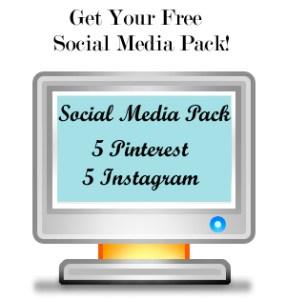 Free Social Media Pack!