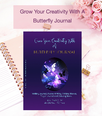 Grow Your Creativity With A Butterfly Journal