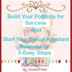 Build Your Portfolio for Success…