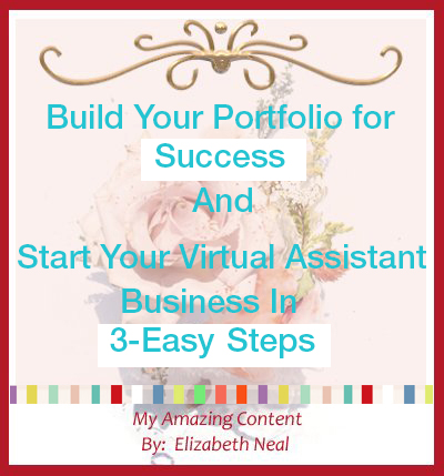 Build Your Portfolio for Success and Start…