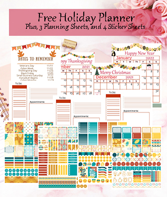 Holiday Planner_2021