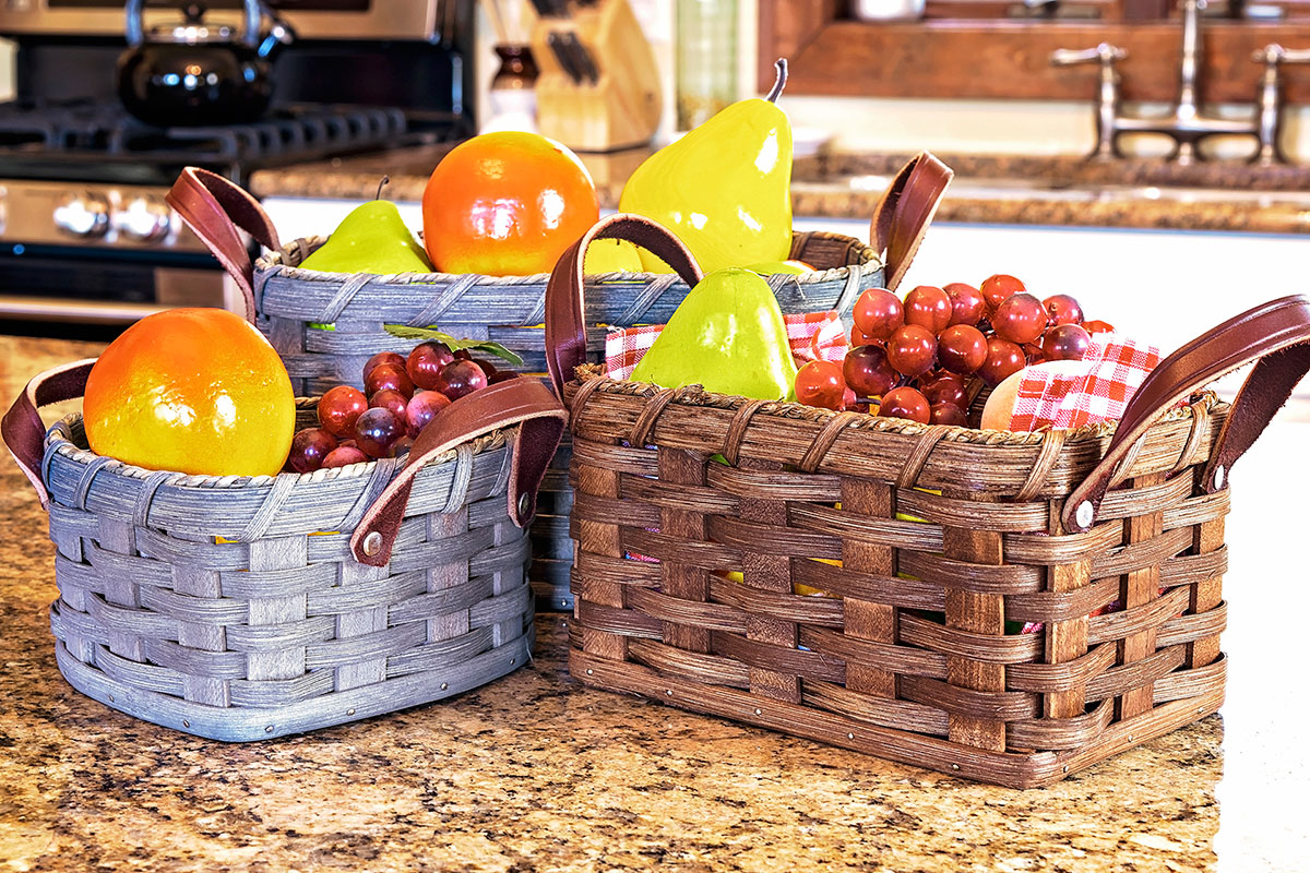 Fruit Basket Collection
