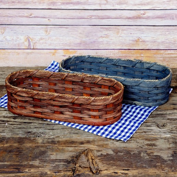 Lotion Basket Brown