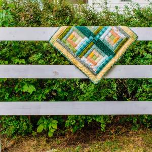 Amish and Mennonite Made Quilts - City Blocks