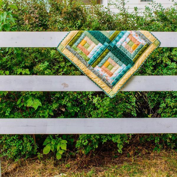Amish and Mennonite Made Quilts - City Blocks