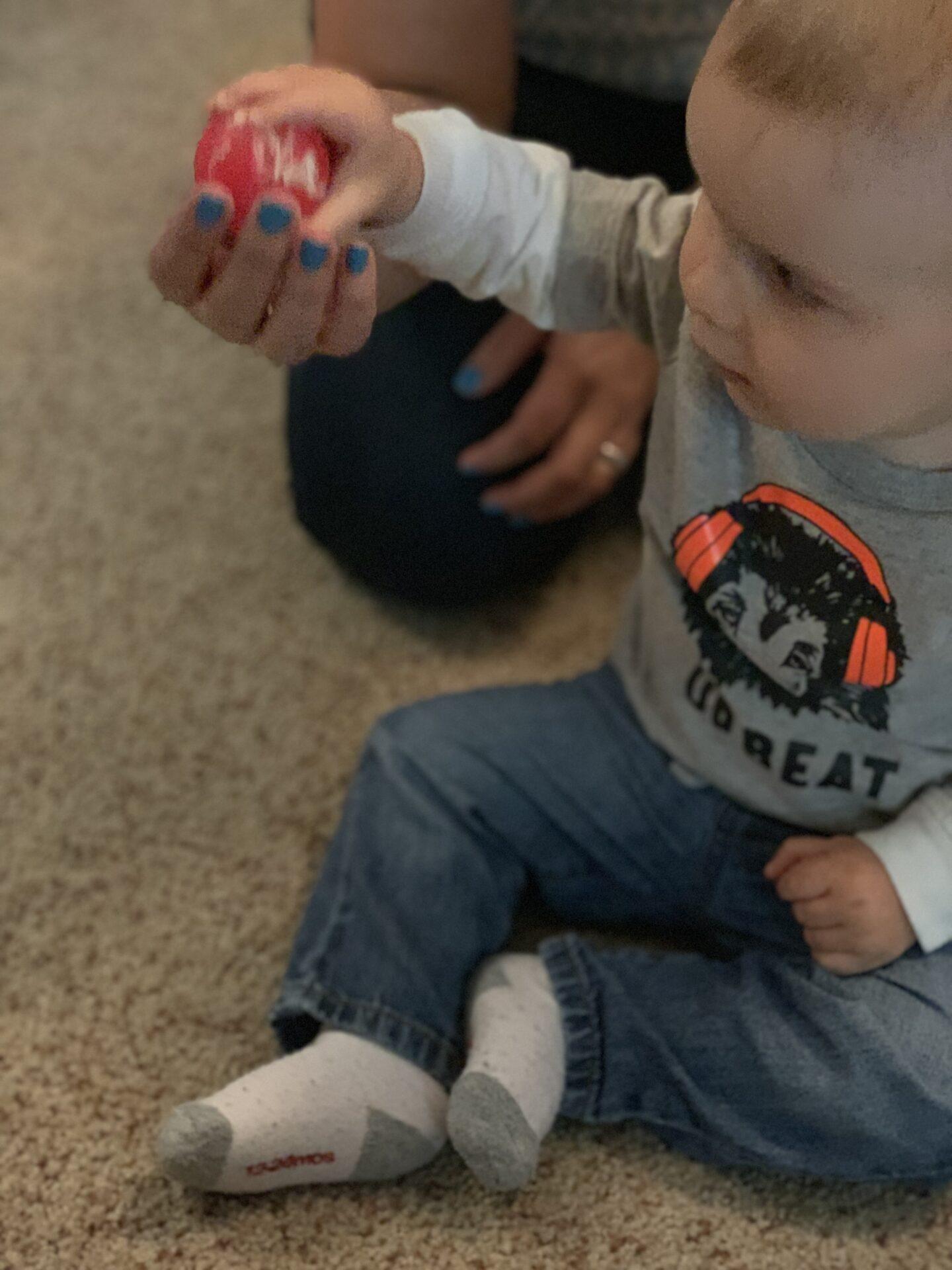A Bouncing Baby Ball