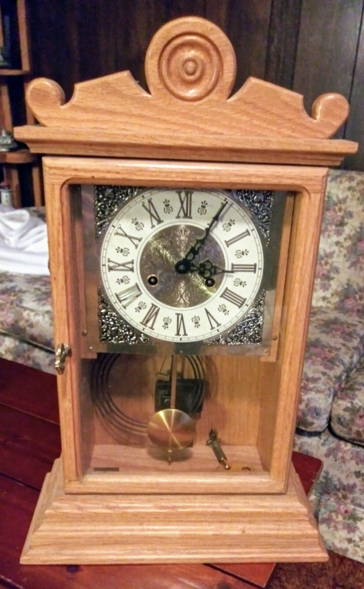 The Memory Clock