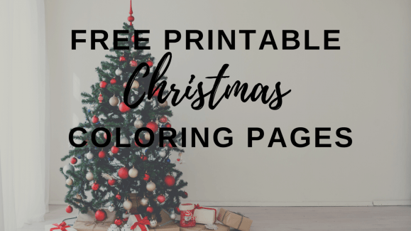 20+ FREE Printable Christmas Coloring Pages for Adults & Kids – something for everyone! Christmas trees, Mickey Mouse, Santa Claus, and more!