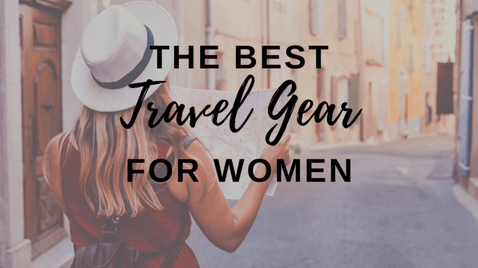 Check out our ultimate list of the best travel gear for women that they'll actually want! You will find a great variety of travel gear.