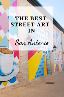 Enjoy the best of San Antonio murals and Instagram worthy walls. This guide is full of the city's most vibrant and colorful street art!