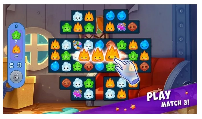 The Best Match 3 games like Candy Crush Saga for Android