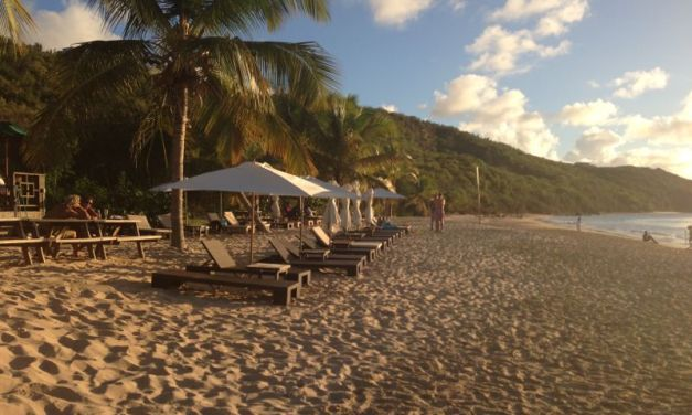 A beach wedding in Anguilla – It was beautiful!