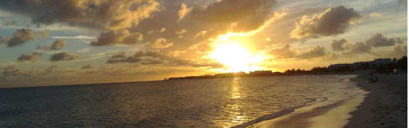 Sunset, Anguilla
