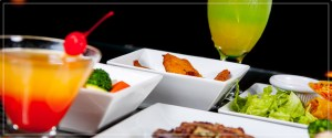 Scrumptious Dishes at Flavours Restaurant