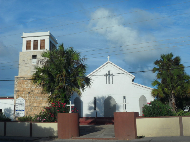 St. Mary's Anglican Church, The Valley, Anguilla