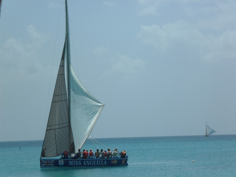 Shelly on Miss Anguilla