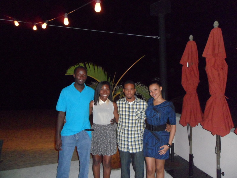 My Anguilla Experience - Straw Hat Restaurant, Anguilla