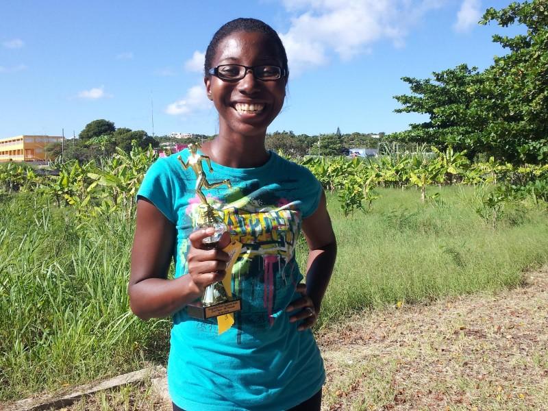 Anguilla's Race against AIDS 2013