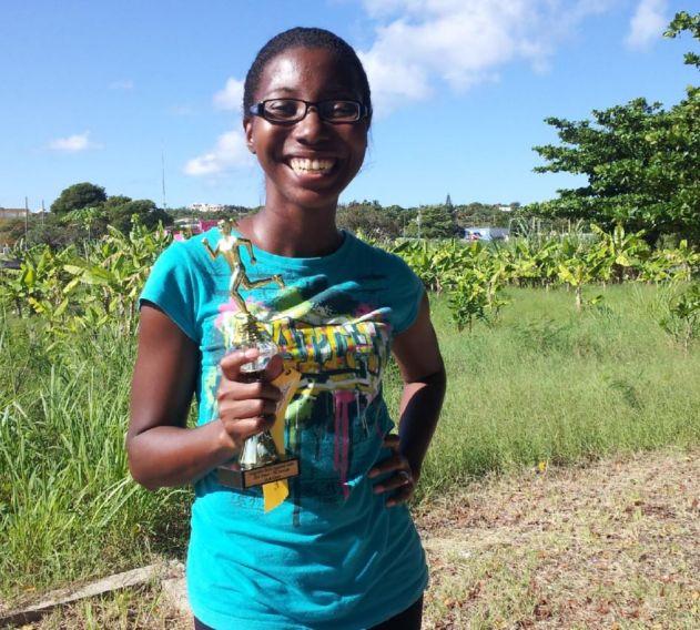 Anguilla's Race agaist AIDS 2013