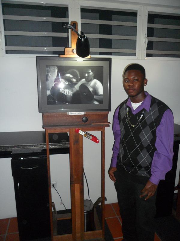 Akeem Laing - Ani Art Academy, Anguilla
