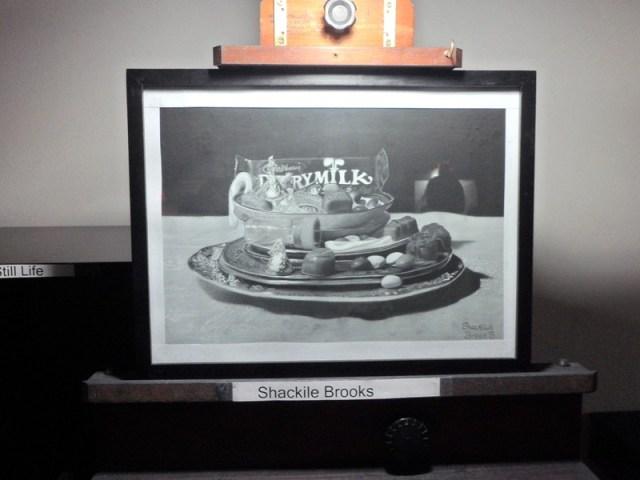 Shackile Brooks, Ani Art Academy, Anguilla