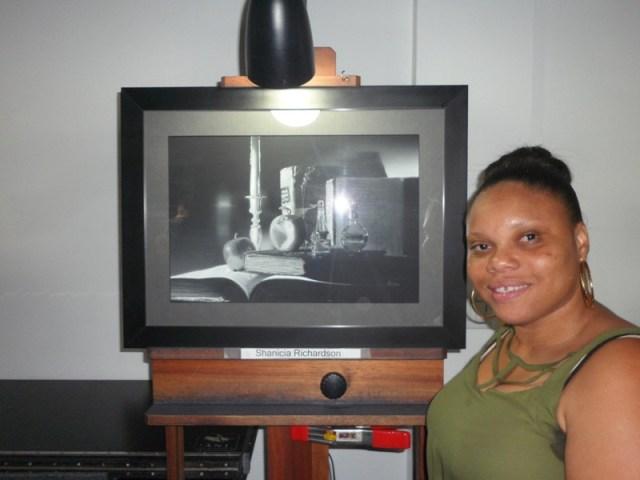 Shanicia Richardson, Ani Art Academy, Anguilla