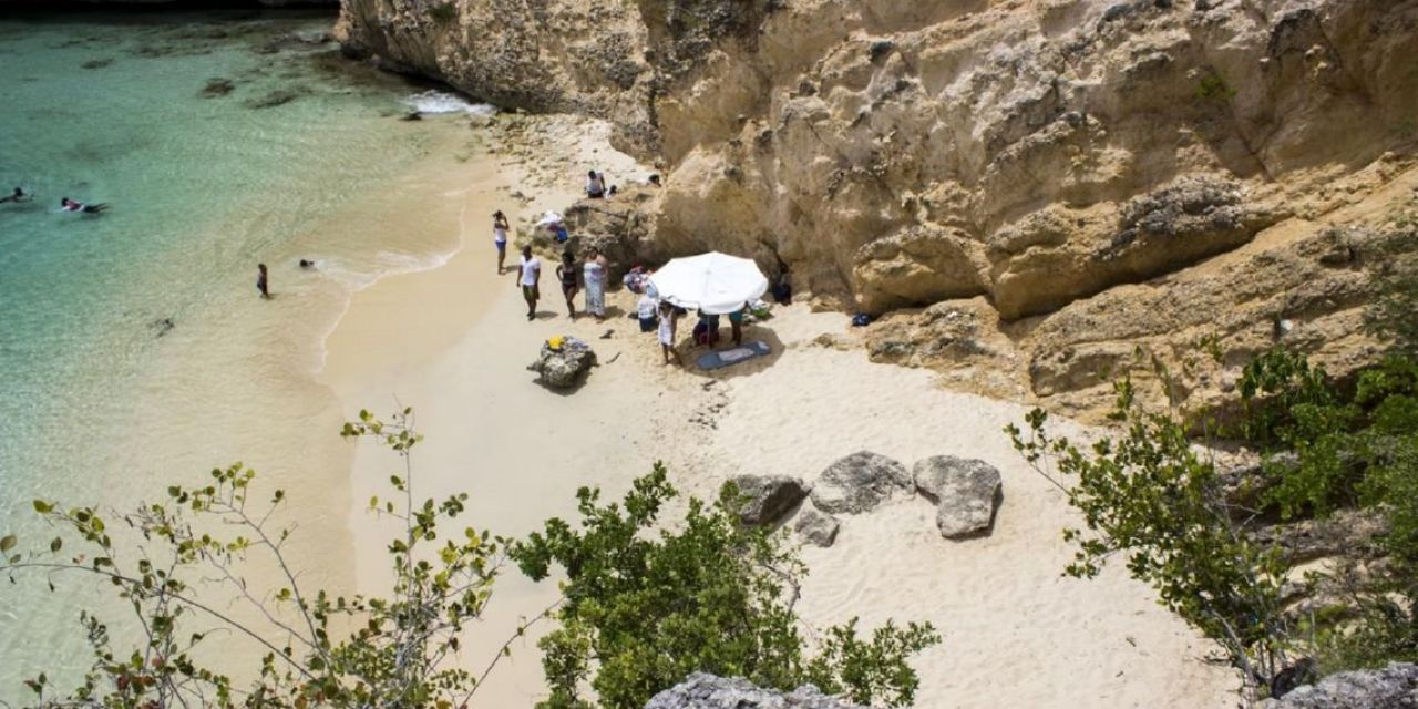 A Day at Little Bay Anguilla