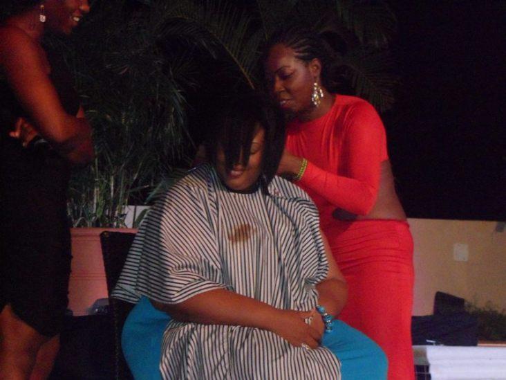 Rebecca - A Hair Affair
