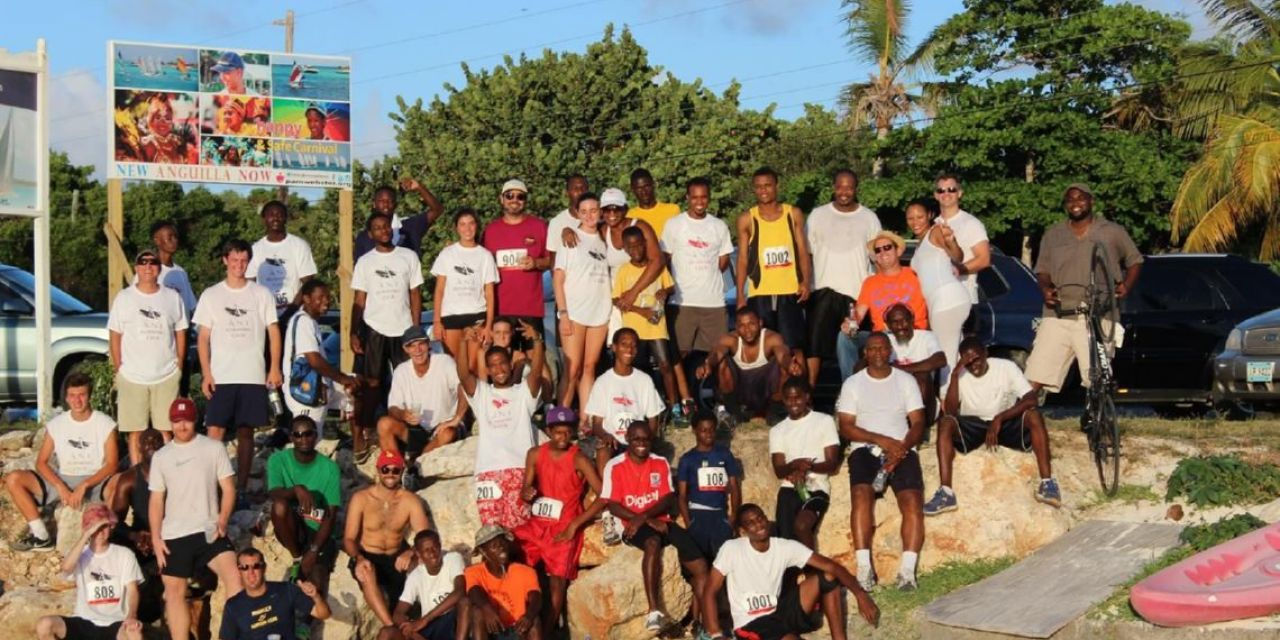 Ani Villas Relay Race My Anguilla Experience Basic Skills In