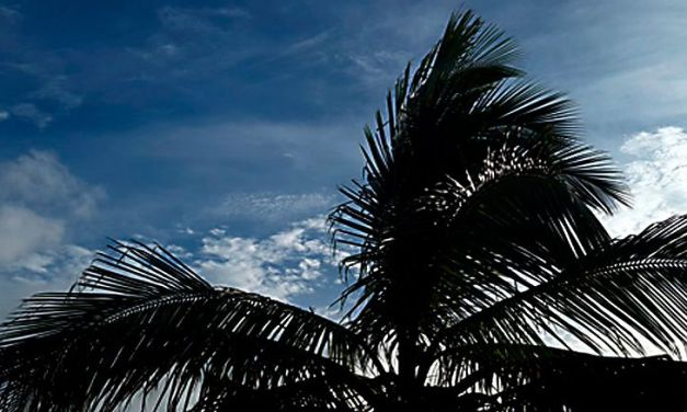 Rain in Anguilla