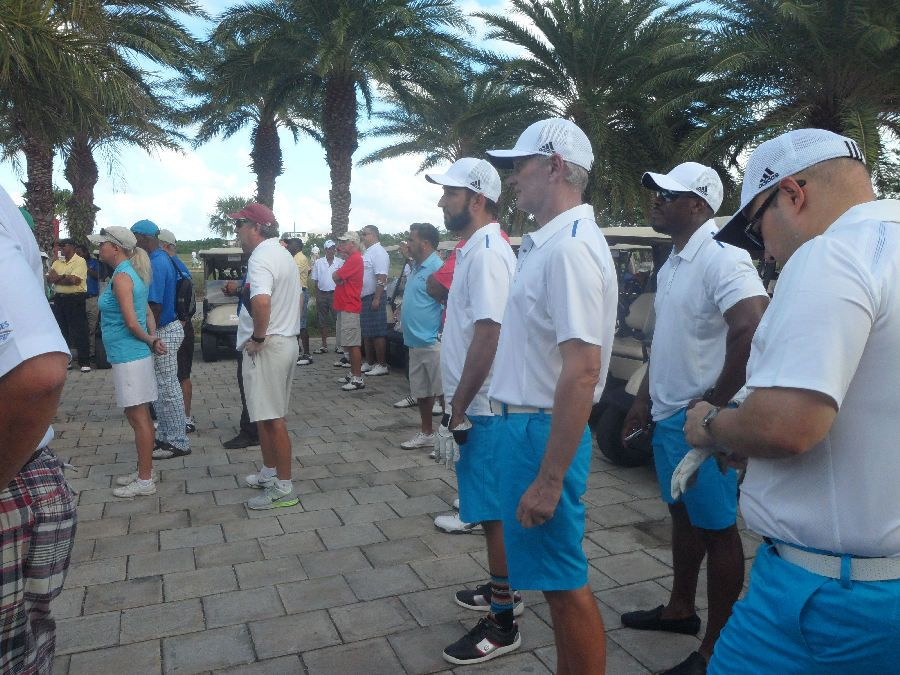 Anguilla's Golf Tournament