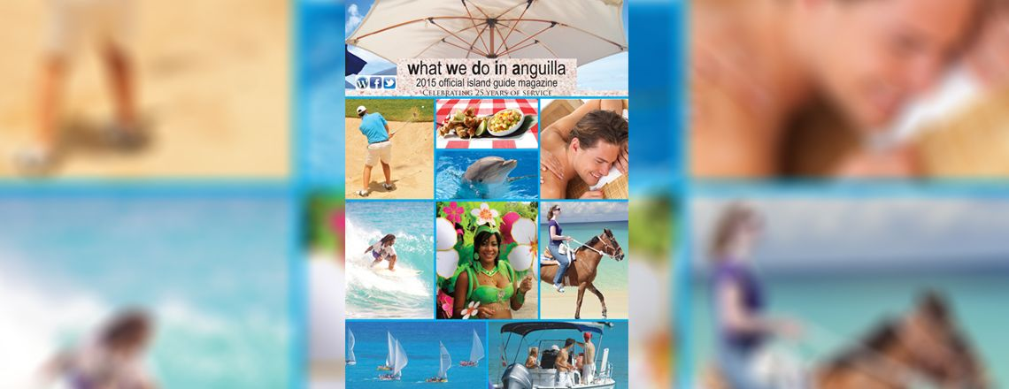 WHAT WE DO IN ANGUILLA - CLEMVIO HODGE