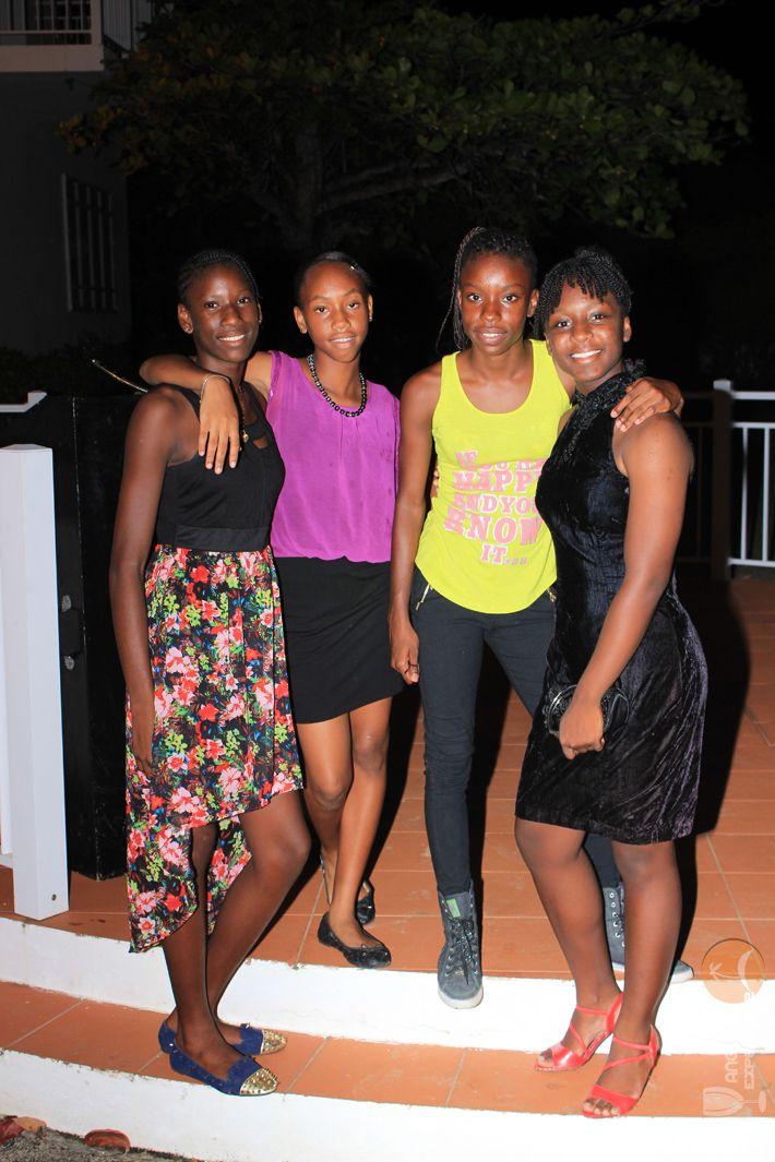 Anguilla Young athletes