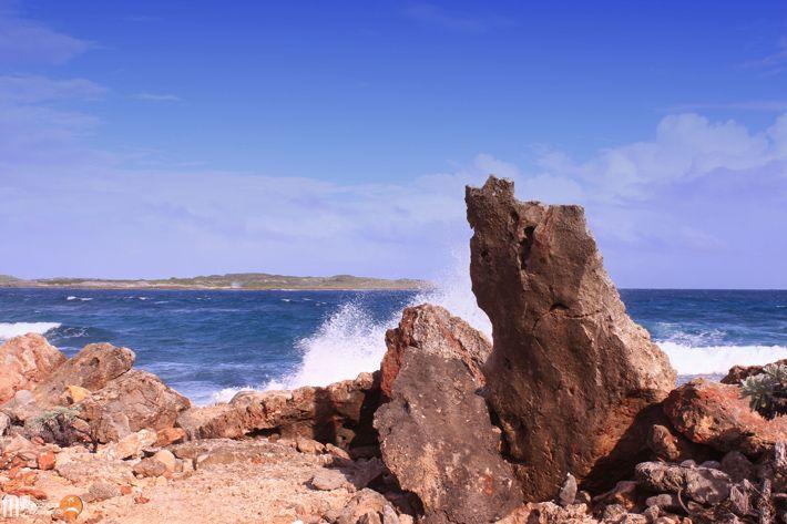 Sea blast My at Windward Point Anguilla