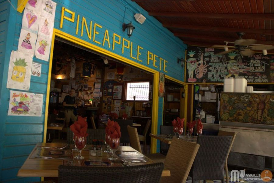 Pineapple Pete- St. Maarten