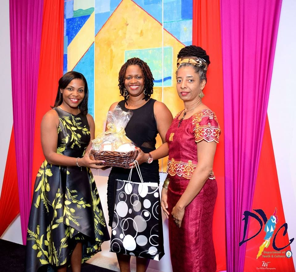 Special Presentation to Mrs. Chanelle Petty-Barrett