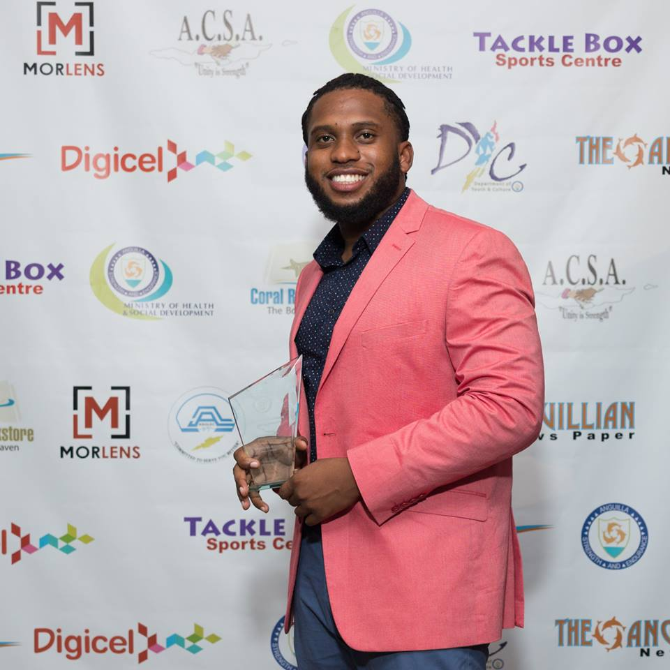 Outstanding Youth in Entrepreneurship: Jermaine Payne