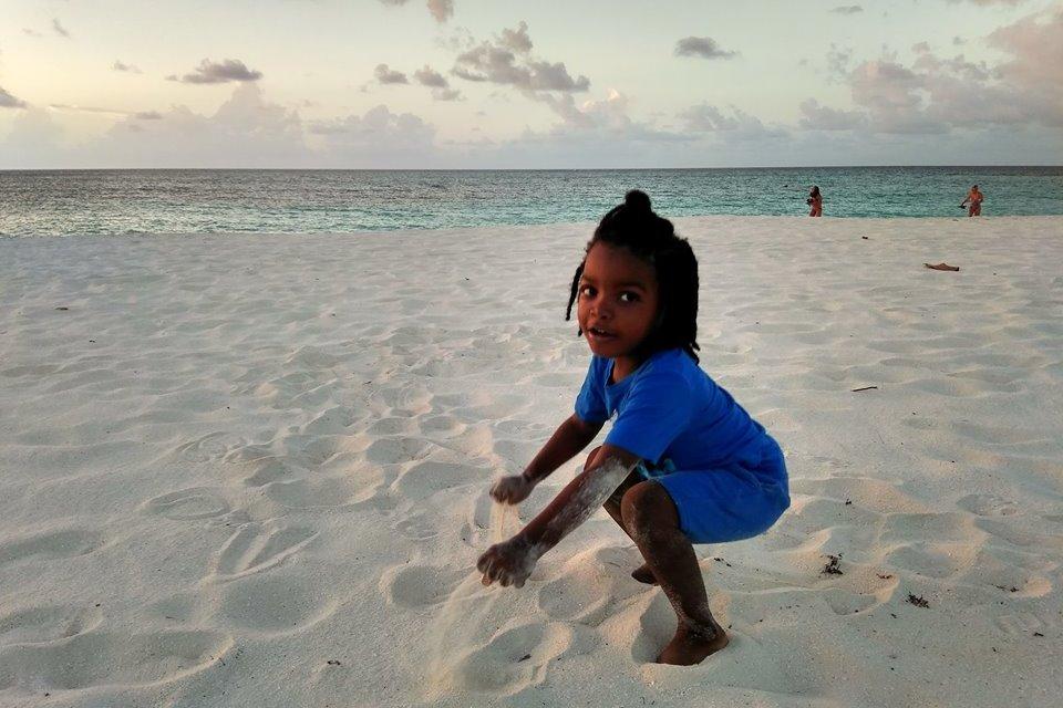 Beach Days at Shoal Bay in Anguilla