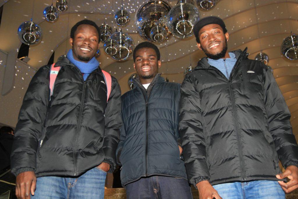 The Johnson Men
