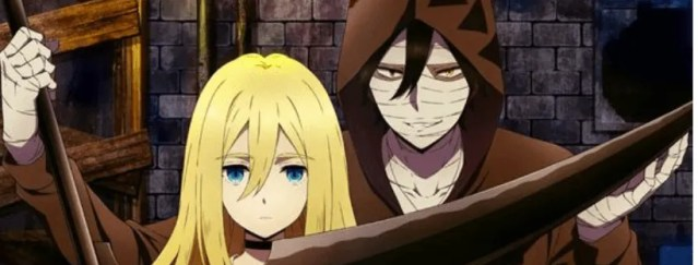 angels of death ending explained. Zack and Ray. Best anime series.
