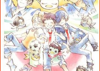 Previous Ikuhara Collaborators, New Faces Contribute to Sarazanmai Manga Anthology