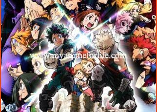Movie My Hero Academia: Heroes Rising Screen in Southeast Asia by Odex