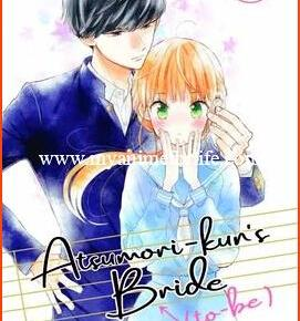 Manga Atsumori-kun's Bride-to-be by Taamo Enters Climax