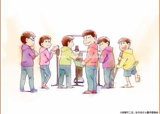 Osomatsu-san (Mr. Osomatsu) Set to Release Season 3