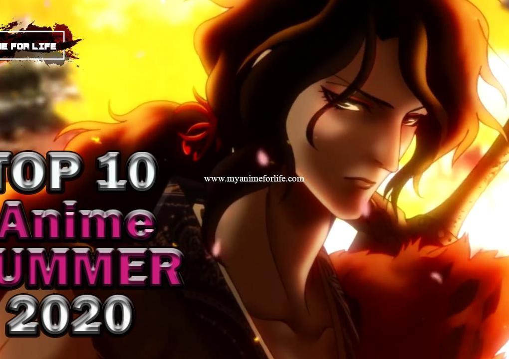 Top 10 Anime Summer 2020