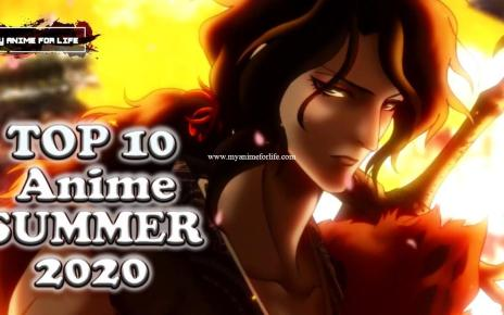 Top 10 Anime Summer 2020