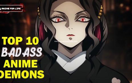 Top 10 Anime Demons - List of Badass Anime Demons